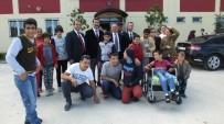 Kaymakam Öner Engelli Öğrencileri Ziyaret Etti