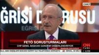 TERÖR ÖRGÜTÜ - Kılıçdaroğlu FETÖ'cü gazetecileri savundu