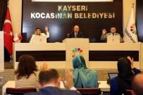 KAYABAŞı - Kocasinan Belediye Meclisi Pazartesi Günü Toplanacak