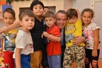EĞİTİM DÖNEMİ - Konyaaltı Belediye Başkanı Böcek, Öğrencilerle Buluştu