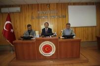 İL GENEL MECLİSİ - KÖYDES Projesi İl Tahsisat Komisyon Toplantısı Yapıldı