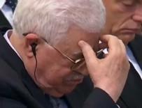 CENAZE TÖRENİ  - Mahmud Abbas Şimon Peres'in cenazesine katıldı