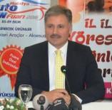 GÜMRÜK VE TİCARET BAKANI - Malatya Büyükşehir Belediye Başkanı Ahmet Çakır Açıklaması