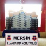 SURİYE - Mersin'de Kaçak Sigara Operasyonu