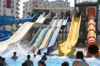 GAZİ YAKINI - Mezitli Belediyesi Su Dünyasından 27 Bin Kişi Yararlandı