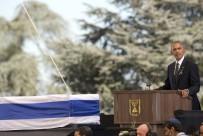 İSRAIL - Obama, Mahmut Abbas'a Teşekkür Etti