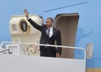 GÜVENLİK ÖNLEMİ - Obama, Peres'in Cenazesi İçin İsrail'de
