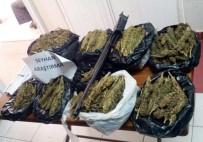 UYUŞTURUCU - Okul Etrafında Dolaşan Uyuşturucu Taciri Takip Sonucu Yakalandı