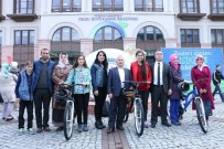 ENVER YıLMAZ - Ordu Büyükşehir Belediyesi, TEOG Başarısını Bisikletle Ödüllendirdi