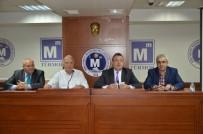 EĞİTİM KOMİSYONU - Ordu SMMMO'da Komisyon Başkanlıkları Seçimi Yapıldı