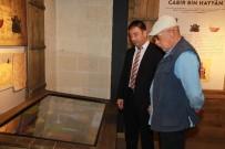 ASTRONOMI - Özgen, İslam Bilim Tarih Müzesini Gezdi