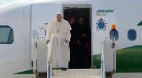 GÜRCİSTAN CUMHURBAŞKANI - Papa İlk Kez Gürcistan'da