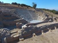 BİLİM ADAMI - Parion Antik Kenti 2016 Kazı Sezonu Sona Erdi