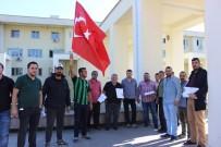 SAKARYA VALİSİ - Sakaryasporlu Taraftarlardan Eskişehirli Tribün Lideri İle CHP'li Vekile Suç Duyurusu