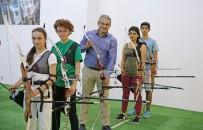 TÜRKIYE KUPASı - Şampiyon Okçular Karşıyaka'da Belli Olacak