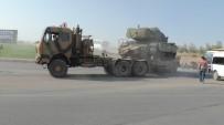 FIRAT KALKANI - Şanlıurfa'dan Fırat Kalkanı Operasyonu'na Tank Desteği