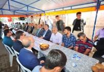 MEHMET MARAŞLı - Şehit Jandarma Uzman Çavuş Sedat Yıldız İçin Mevlit Okutuldu