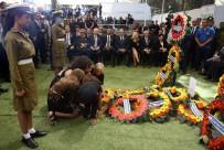 DAVID CAMERON - Şimon Peres Defnedildi