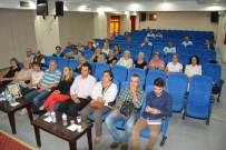 RECEP YAZıCıOĞLU - Söke Kent Konseyi Olağan Genel Kurulu Yapıldı