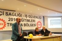 BAŞTÜRK - Taşeron İşçilere İş Güvenliği Eğitimi