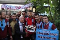 TEKNİK DİREKTÖR - Trabzonspor'a Karabük'te Coşkulu Karşılama