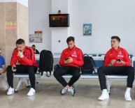 TEKNİK DİREKTÖR - Trabzonspor Karabük'e Gitti