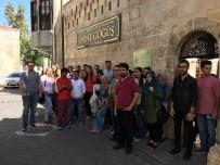 KENDIRLI - Yeni Üniversite Öğrencileri Gaziantep'i Yakından Tanıdı