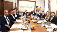 İL GENEL MECLİSİ - YHKB Meclis Ve Encümen Toplantıları Yapıldı