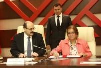 REKTÖR - YÖK İle NEÜ Arasında Uluslararası Proje Sözleşmesi İmzalandı