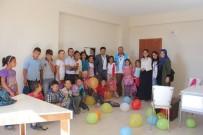 HAYIRSEVERLER - YUSEP'den Mürşitpınar Ortaokulu Öğrencilerine Kırtasiye Yardımı
