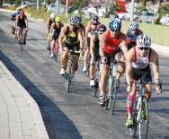14. Eğirdir Şehit Üsteğmen Enes Demir Triatlon Yarışları Başladı