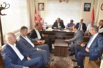 RAMAZAN CAN - AK Partili Milletvekillerinden Emekliler Cemiyeti Ve Esnaf Odasına Ziyaret