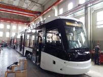 AHMET ÇELEBI - Akçaray Tramvay Vagonlarının İlki Hazır
