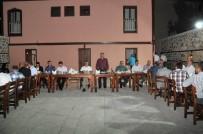 AKŞEHİR BELEDİYESİ - Akşehir Belediyesi'nden Demokrasi Nöbetlerine Katkı Sağlayanlara Teşekkür Yemeği