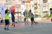 AKŞEHİR BELEDİYESİ - Akşehir'de 2. Geleneksel Sokak Basketbolu Heyecanı Başladı