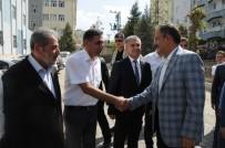 ŞERAFETTIN ELÇI - Bakan Özhaseki Cizre'de