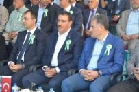 TÜRKIYE ŞEKER FABRIKALARı - Bakan Tüfenkci, Malatya Şeker Fabrikası'nın 61. Kampanya Döneminin Açılışına Katıldı