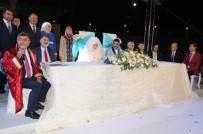 BAŞKENT ÜNIVERSITESI - Başkan Akdoğan, Kızının Nikahını Kıydı