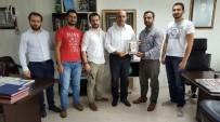 GENÇ GİRİŞİMCİLER - Başkan Yardımcısı Oruç, Genç Girişimcileri Ağırladı