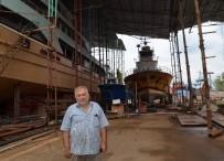 KATAR - Çamburnu Tersanesi'nde 40 Yıldır Gemi İnşa Ediyorlar