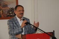 ŞERAFETTIN ELÇI - Cizre Ve Silopi'de Yapılacak Konut Sayısını Açıkladı