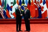 ÇİNLİ - Cumhurbaşkanı Erdoğan G20 Zirvesi'ne Katılıyor