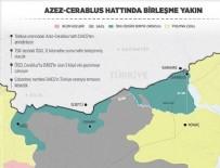 DAEŞ - DAEŞ'in Türkiye sınırı ile teması kesildi!