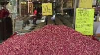 KAYGıSıZ - Fıstıkta Yüksek Rekolte Satıcıları Ve Vatandaşları Sevindirdi