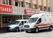 ALACAK VERECEK MESELESİ - Gaziantep'te Alacak Verecek Meselesi Kanlı Bitti