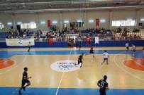 GENÇLİK VE SPOR İL MÜDÜRÜ - Hentbol Türkiye Kupası