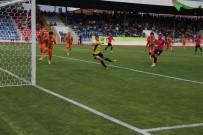 YUSUF ZIYA GÜNAYDıN - Isparta Davrazspor, Alanyaspor'u 3-1 Mağlup Etti