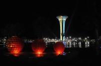 MANKENLER - Kazakistan Milli Günü Expo'da Kutlandı