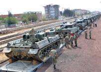 ALAY KOMUTANLIĞI - Maltepe Askeri birliklerinin taşınması sürüyor