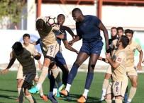 TOULOUSE - Osmanlıspor, U21 takımıyla hazırlandı